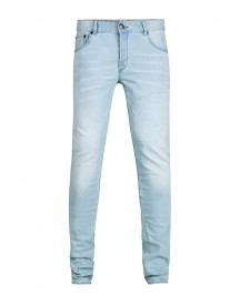 Heren Skinny Tapered Jeans afbeelding