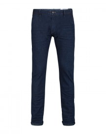 Heren Slim Tapered Comfort Stretch Chino afbeelding