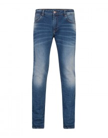 Heren Slim Tapered Jog Denim afbeelding