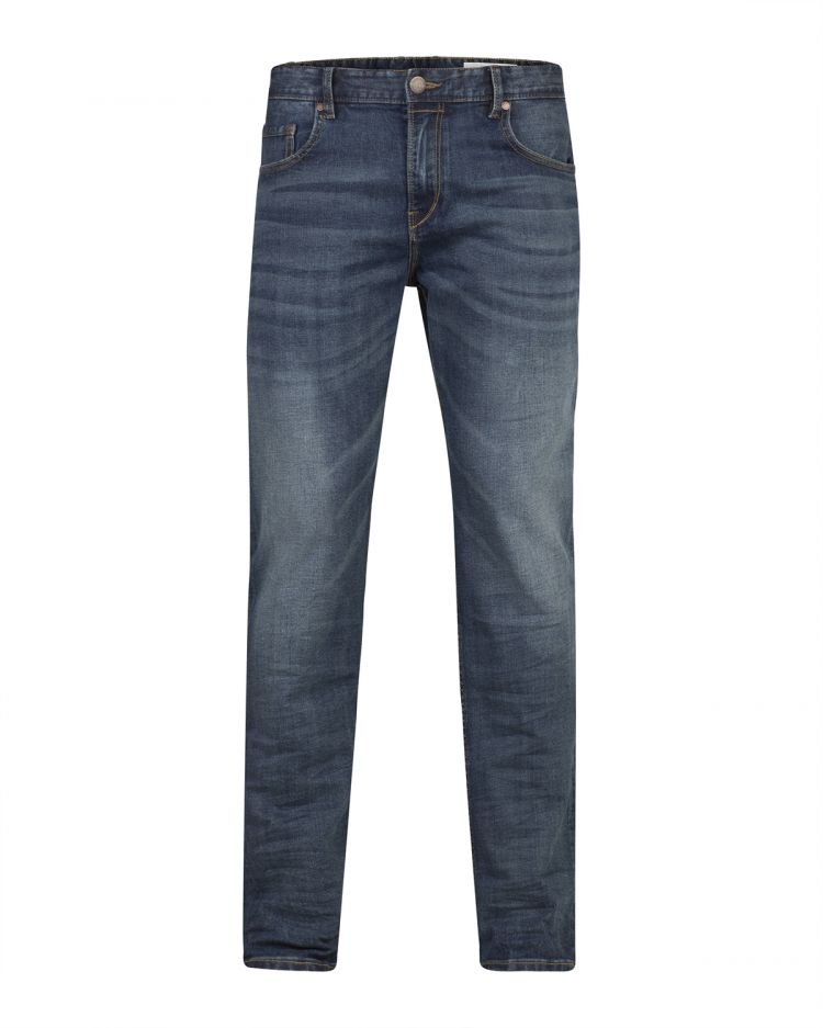 Image Heren Relaxed Tapered Jeans