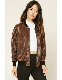 Contemporary Metallic Bomber afbeelding