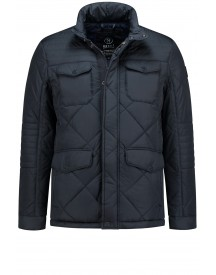 Sale Reset Jack Donkerblauw Quilted afbeelding