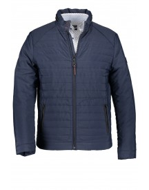 Sale State Of Art Jas Navy Met Ritssluiting Regular Fit afbeelding