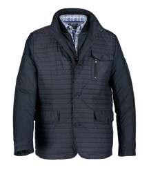 Sale Jas State Of Art Donkerblauw Polyester Effen afbeelding