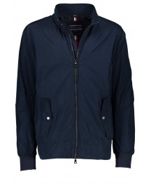 Sale Tommy Hilfiger Jas Donkerblauw Big & Tall afbeelding