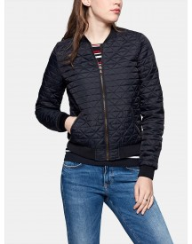 Quilted Bomber afbeelding