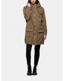 Patched Parka afbeelding