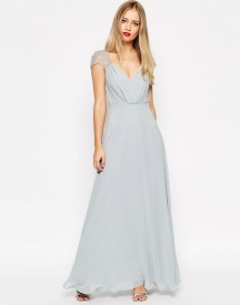 Asos Kate Lace Maxi Dress afbeelding