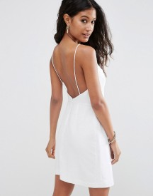 Asos Scoop Back Mini Sundress afbeelding
