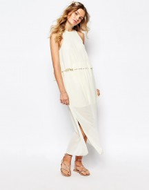 Darccy Frill Layered Maxi Dress afbeelding