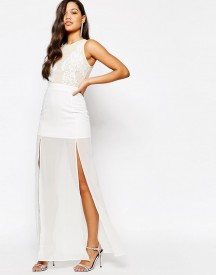 Missguided Premium Embellished Top Maxi Dress afbeelding