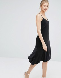 Oasis Asymmetric Midi Dress afbeelding
