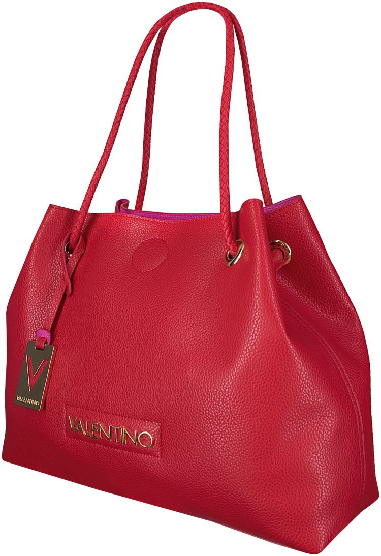 Image Rode Valentino Handbags Shopper Vbs0id02