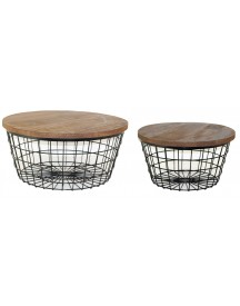 Lifestyle Debby Baskets Set Of 2 afbeelding