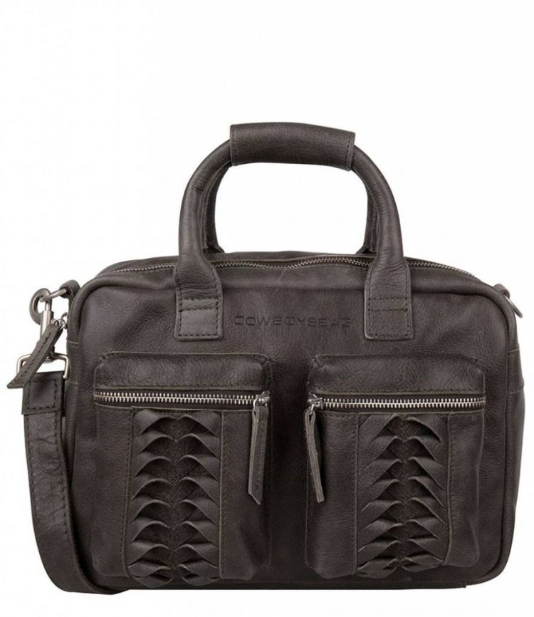 Image Cowboysbag De Originele Kleine Crafted Bag Lynford Storm Grey