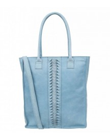 Cowboysbag Damestas Shopper Laptop Tas Bag Alapocas Milky Blue afbeelding