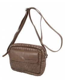 Cowboysbag Schoudertas Damestas Bag Kenton Mud afbeelding