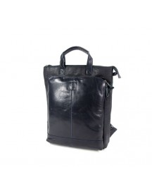 Leather Design Rugzak Handtas Laptop Tas 15