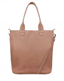 M Y K. Damestas Schoudertas Shopper Planet Peach afbeelding