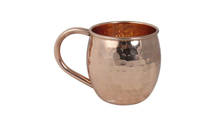 Image Gadgy Moscow Mule Bekers - 2 St.