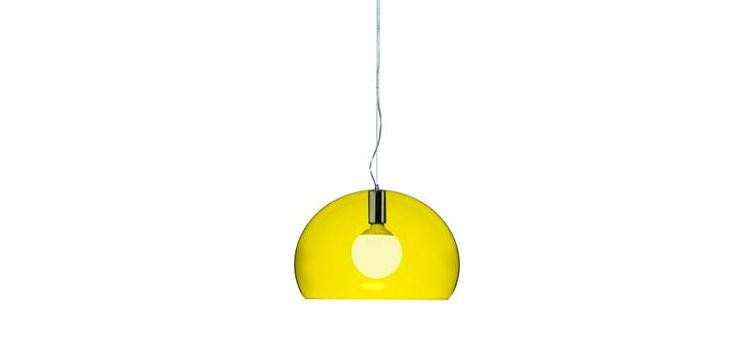 Image Kartell Fl/y Hanglamp Small