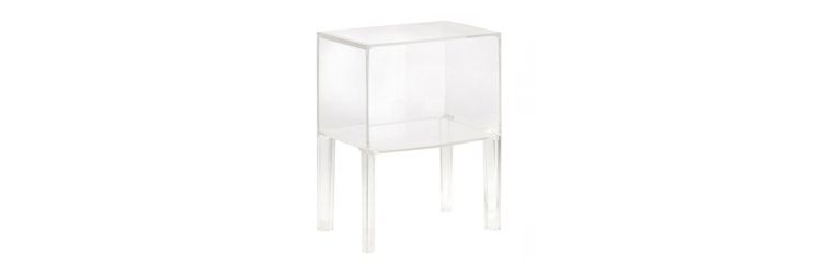 Image Kartell Small Ghost Buster Commode