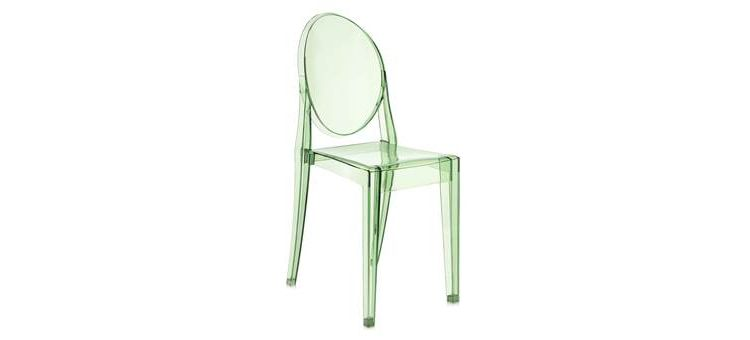 Image Kartell Victoria Ghost Stoel