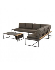 4 Seasons Outdoor Patio Loungeset afbeelding