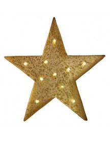 Graham & Brown Lit Star Lamp afbeelding