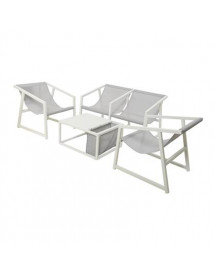 Outdoor Living By Decoris Tivat Loungeset afbeelding