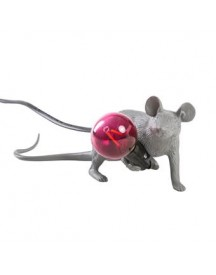 Seletti Mouse Lampresin Lie Down afbeelding