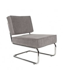 Zuiver Lounge Chair Ridge Rib Fauteuil afbeelding