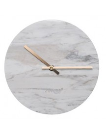 Zuiver Marble Time Wandklok à 25 Cm afbeelding