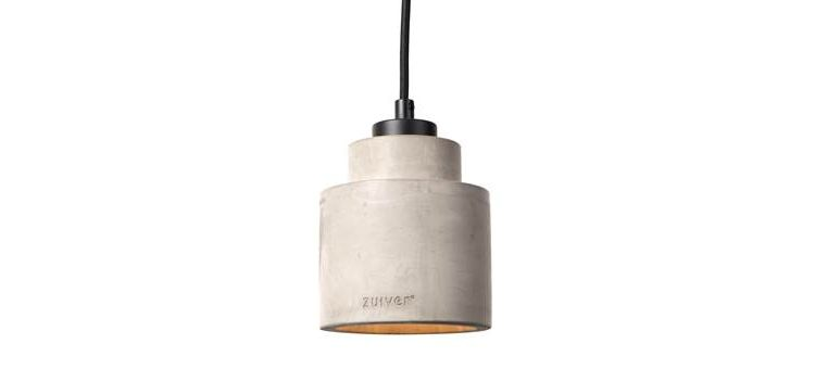 Image Zuiver Left Concrete Hanglamp