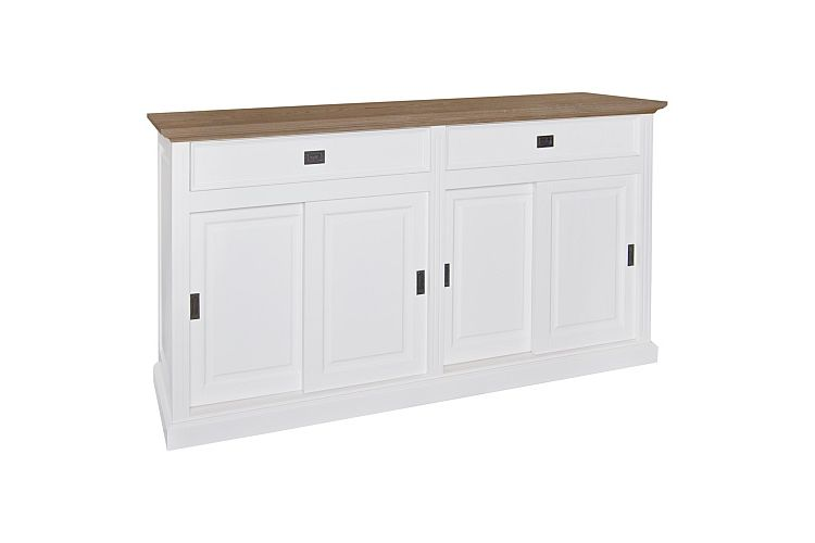 Image Richmond Interiors Oakdale Dressoir - 111 X 204 X 55 Cm