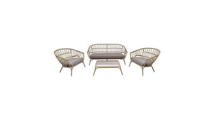 Image The Garden Club Lenco Loungeset