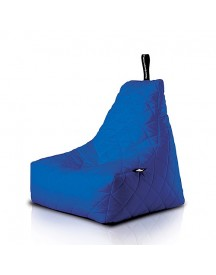 Extreme Lounging B-bag Mighty-b Quilted Zitzak - Blauw afbeelding