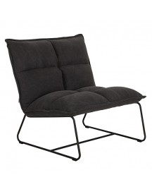 Must Living Fauteuil Cloud Xl - Charcoal afbeelding
