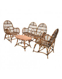Outdoor Living By Decoris Cairo Loungeset afbeelding