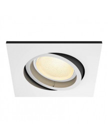 Philips Hue White & Color Ambiance Centura Inbouwspot afbeelding