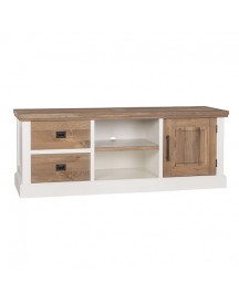 Richmond Interiors Vermont Tv-dressoir - 62 X 164 X 50 Cm afbeelding