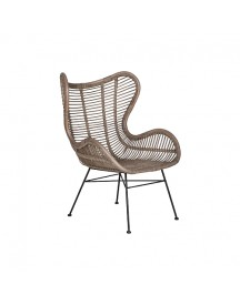 So True By Troubadour Bali Fauteuil - Rotan afbeelding