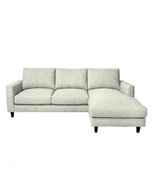 Vestbjerg Hidra Bank 3-zits Met Chaise Longue Links - Mint afbeelding