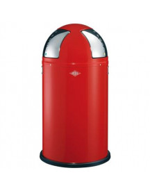 Wesco Push Two Duo Afvalemmer 50 Liter (2x25 Liter) afbeelding